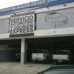 Servicio Automotriz y Colision Express en Bogotá