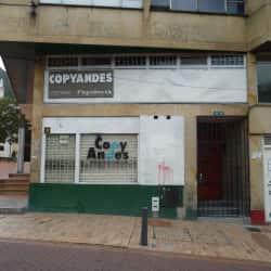 Copyandes en Bogotá