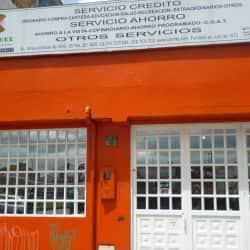 Copinke en Bogotá