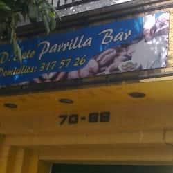 D'Beto Parrilla Bar en Bogotá