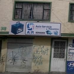 Autoservicio Eléctricos y Repuestos en Bogotá