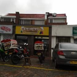 Pizzeria Da Quei Matti Avenida Villas en Bogotá