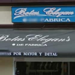 Botas Elegans en Bogotá