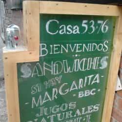 Casa 53-76  en Bogotá
