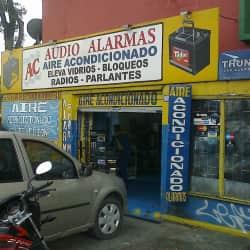 Audio Alarmas Urquijo Campo Elías en Bogotá