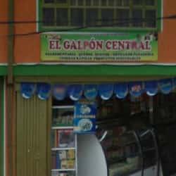 El Galpón Central en Bogotá