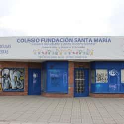 Colegio Fundación Santa María en Bogotá