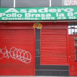 Asadero Pollo Brasa La 8A en Bogotá