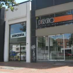 Disegno en Bogotá