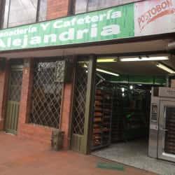 Cafetería y Panadería Alejandría en Bogotá