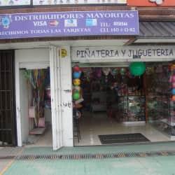"""Distribuidores Mayoristas """"Universal's Partys"""" en Bogotá"""