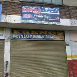Autorepuestos Espcar en Bogotá