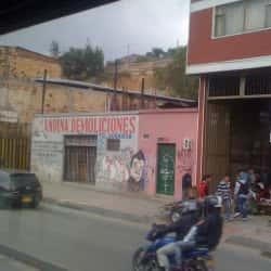 Andina Demoliciones en Bogotá