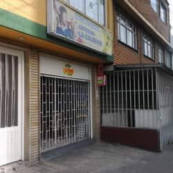 Cafetería La Caldense en Bogotá