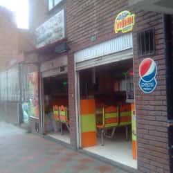 Big Pizza en Bogotá