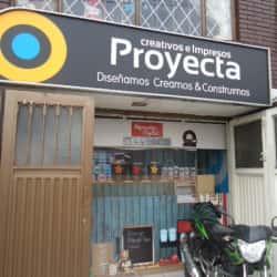 Creativos E Impresos Proyecta en Bogotá