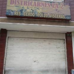 Districarnes La 2da en Bogotá