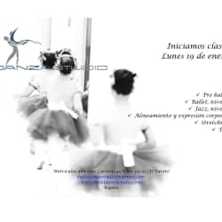 Ballet Danza Studio en Bogotá