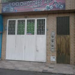 Ciclomotores ABG en Bogotá