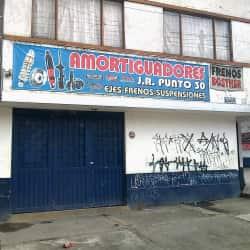 Amortiguadores J.R. Punto 30 en Bogotá