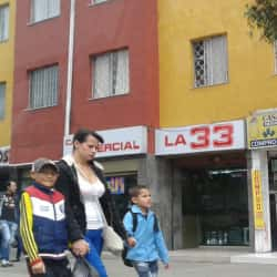 Casa Comercial La 33 en Bogotá
