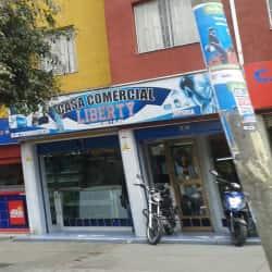 Casa Comercial Liberty en Bogotá