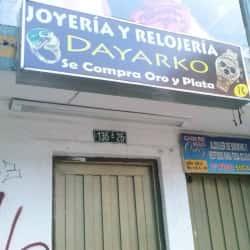 Joyería Y Relojería Dayarko en Bogotá