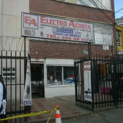 Electro Acosta en Bogotá