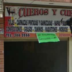 Cueros y Cueros en Bogotá