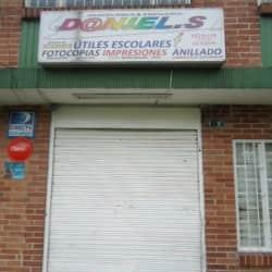D@niel.s en Bogotá