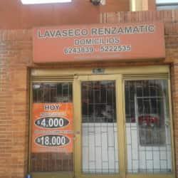 Lavaseco Renzamatic en Bogotá