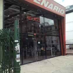 Escenario Tienda Musical en Bogotá