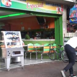 Especial  en Bogotá