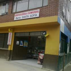 Droguería Comunal Santa Sofía en Bogotá