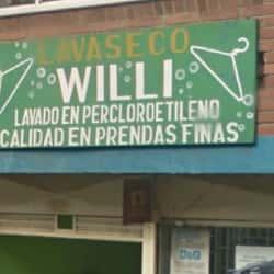 Lavaseco Willi en Bogotá