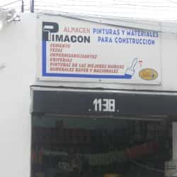 Almacén Pimacon en Bogotá