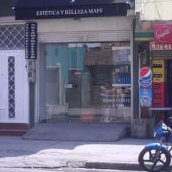 Estética y Belleza Mafe  en Bogotá