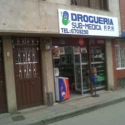 Droguería Sub-Médica F.P.R   en Bogotá