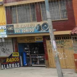 El Imperio del Sonido en Bogotá