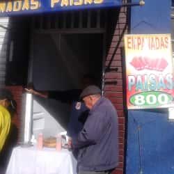Empanadas Paisas  en Bogotá
