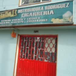 Distribuidora Rodriguez Cigarreria en Bogotá