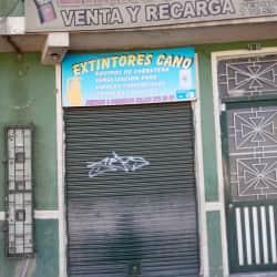 Extintores Cano en Bogotá