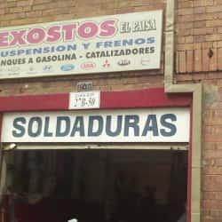 Exostos El Paisa en Bogotá