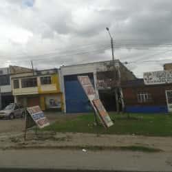 Exostos Tanques Carrera 27 con 31 en Bogotá
