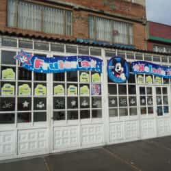 Frutería y Heladería Calle 22 en Bogotá