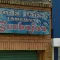 Fonda Paisa Taberna Burbujas en Bogotá