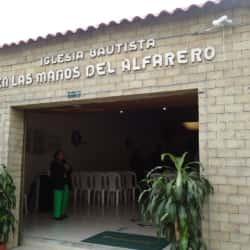 Iglesia Bautista En Manos del Alfarero en Bogotá