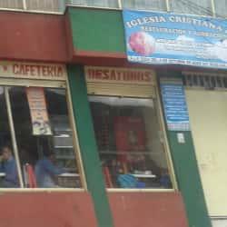 Iglesia Cristiana de Restauración y Adoración  en Bogotá