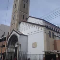 Iglesia Nuestra Señora Del Sagrado Corazón en Bogotá