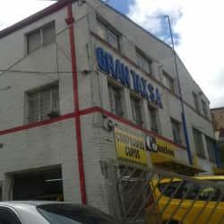 Gran Tax en Bogotá